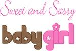 Sweet Sassy Baby Girl