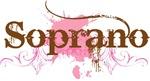 Grunge Singer Soprano T Shirts / Gifts