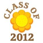 Sunflower CLASS OF 2012 T-SHIRTS