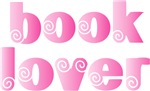 SWEET PINK BOOK LOVER LOGO