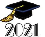 Classic 2021 Graduation T-shirts / Gifts