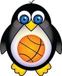 Penguin Basketball Lover Gifts