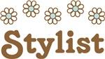 Beautician Stylist Daisies