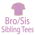 Cute Sibling T-shirts | Bro and Sis Tees