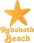 Cute Starfish Rehoboth Beach T-shirts