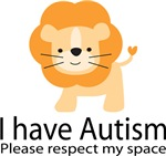 I Have Autism Lion Awareness T-shirts