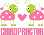 Ladybug Chiropractor T-shirts