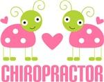 Ladybug Chiropractor T-shirts