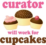 Funny Curator T-shirts and Gifts