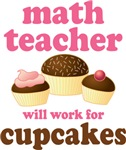 Funny Math Teacher T-shirts and Gifts