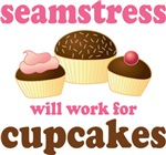 Funny Seamstress T-shirts and Gifts