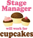 Funny Stage manager T-shirts and Gifts