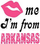 Kiss Me Im From Arkansas T shirts and Gifts