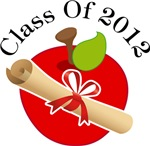 Apple Diploma Class Of 2012 Graduation Gifts