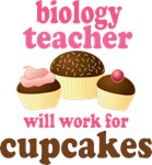Funny Biology Teacher T-shirts and Gifts