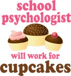 Funny School Psychologist T-shirts and Gifts