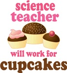 Funny Science Teacher T-shirts and Gifts