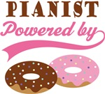 Pianist Powered By Donuts Music Gifts