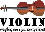 FUNNY VIOLIN QUOTE MUSIC T-SHIRT GIFTS