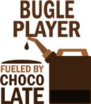 Bugle Player Fueled By Chocolate Gifts
