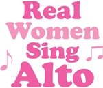 Sing Alto Music T-shirts