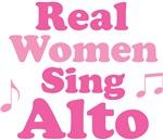 Sing Alto Music T-shirts