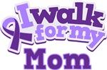 WALK FOR MOM ALZHEIMER'S T-SHIRTS