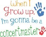 Future Concertmaster Kids T-shirts