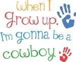 Future Cowboy Kids T-shirts