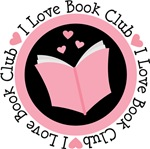 I Love Book Club Group T-shirts