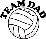 Volleyball Team Dad Gifts and Mugs