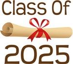 2025 School Class Diploma Design Gifts