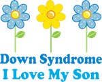 Down Syndrome Son Awareness Tshirts