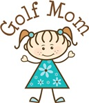 Golf Mom T-shirt Gifts