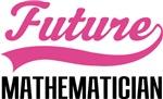 Future Mathematician Kids Occupation T-shirts
