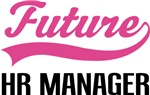 Future HR Manager Kids Occupation T-shirts