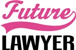 Future Lawyer Kids Occupation T-shirts