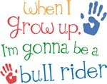 Future Bull Rider Kids T-shirts