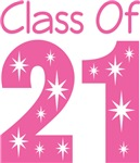 Class Of 2021 School T-shirts