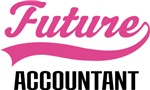 Future Accountant Kids Occupation T-shirts