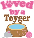 Loved By A Toyger Tshirt Gifts