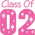 Class Of 2002 School T-shirts