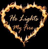 He Lights My Fire Womens T-shirts