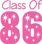 Class Of 1986 School T-shirts
