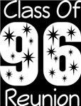 Class Of 1996 Reunion Tee Shirts