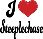 I Heart Steeplechase T-shirts and Gifts