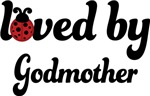 Loved By Godmother Kids Tee Shirts