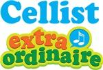 Cellist Extraordinaire Cello T-shirts