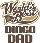 Dingo Dad (Worlds Best) T-shirts