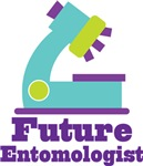 Future Entomologist Kids T-shirts
